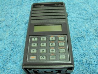 Bendix King KX99 Handheld Aviation Radio Transceiver for Parts