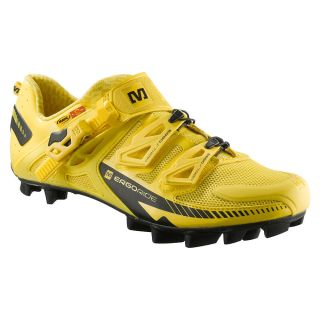 Mavic Fury mountain MTB bike cycling bicycle shoe 7 new yellow