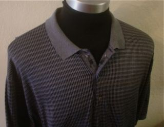 Bobby Jones Golf Polo Shirt Italy SS Logo Exclusively for Neiman