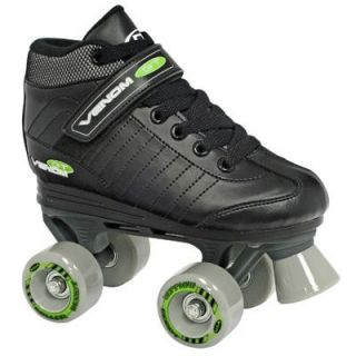 New Roller Derby Venom Quad Speed Skates Boys Kids Save $25