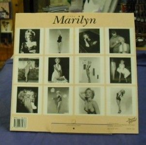 1994 Marilyn Monroe Calendar TE Neues Susan Bernard