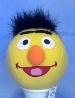 Sesame Street Muppet Bert Ernie Wiggle Giggle Ball Toy