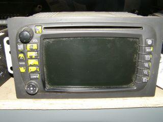 CD PLAYER NAVIGATION RADIO CHEVY TRAILBLAZER 04 GMC ENVOY Opt UM8