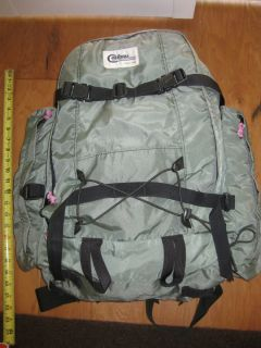 Caribou Chico CA 70s Ultimate Backpack North Face Sierra Designs