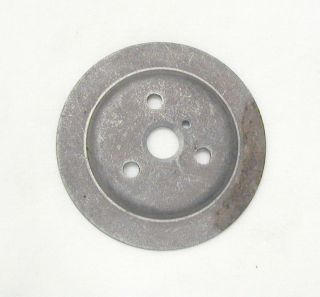 Bicycle Motorized Gas Engine Clutch Wheel Plate