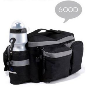 New Cycling Bicycle Bag Bike Rear Seat Bag Pannier