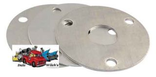Chevy Harmonic Balancer Lower Crank Pulley Shim Kit