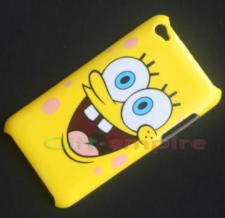 Smile Cartoon Hard Skin Case Cover iPod Touch 4 4th Gen