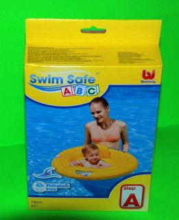 Swim Safe Baby Seat Bestway Step A Swimming Pool Ages from 1 Year 79cm