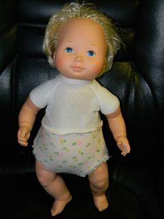 Fisher Price My Baby Beth Doll 1977 My Baby Beth Baby Doll L K