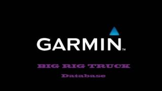 Garmin Nuvi 660 Big Rig Truck GPS NEW 2013 10 Maps Weigh Stations