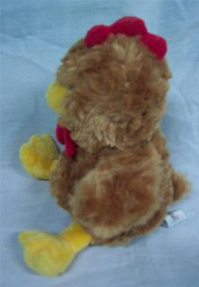 Bestever EXTRA SOFT CUTE CHICKEN HEN 7 Plush STUFFED ANIMAL Toy