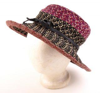 4pc Lot Ladies Hats Betmar Ella Isaac Frank Olive