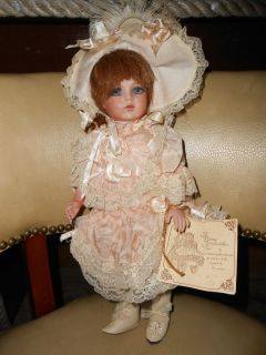 Bru Jne 13 reproduction doll by Betty James 14 tall vintage