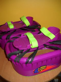 Big Time Toys Moon Shoes Purple Trampoline Toy