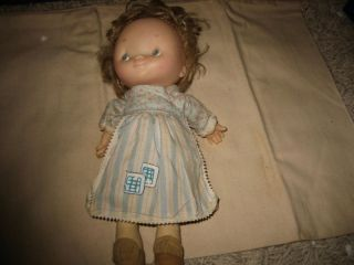 Vintage Hallmark Betsy Clark Doll Orig Dress Needs TLC