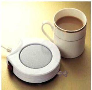 Tea Coffee Mug Hot Drinks Beverage Cup Heat Warmer Heater New
