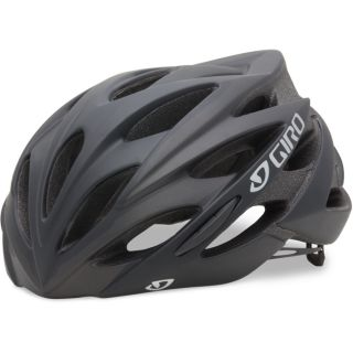 Giro Savant Road Bike Helmet Matt Black Charcoal Medium