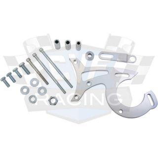 Billet Aluminum Ford Power Steering Bracket 351W V Belt