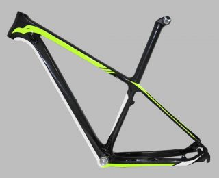 Full Carbon MTB Mountain Bike Bicycle Disc Frame 29er Painting Colors