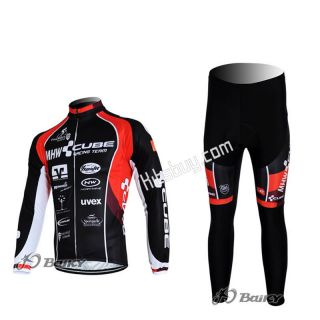 Cycling Fleeces Clothes Bicycle Clothing Bike Jersey Pants with 3D Pad