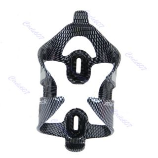 Road Mountain Bike Bicycle Cycling Carbon Fiber Water Bottle Drinks