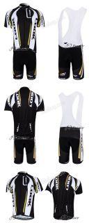 Cycling Jersey Shorts Bicycle Clothing Shirt Bike Jerseys Bib Pants 3D