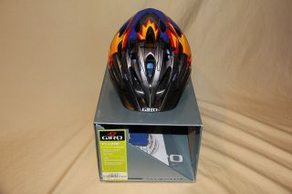 BICYCLE Bike HELMET Youth Size GIRO FLUME style NIB blue