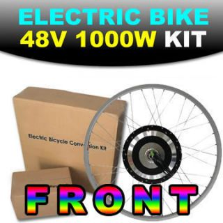 1000W 26 Electric Bicycle Engine Kit Conversion Scooter Motor E Bike