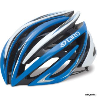 Giro Aeon Road Race Bicycle Helmets Color Blue Black Size Medium MD