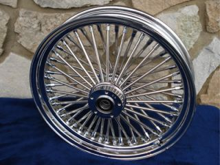 16x3 5 DNA Fat Spoke Front Wheel 4 Harley Big Daddy Flt