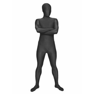 Kids Zentai Suit Full Body Spandex Lycra Costume Second Skin Red Blue