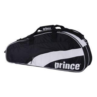 team black six pack tennis bag style number 6p774 115