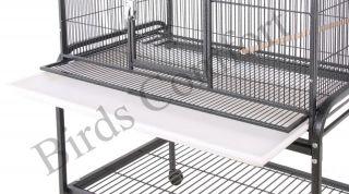 Parrot Bird Cages 32X21FLIGHT Cage Toy Toys Parrotlets Conures