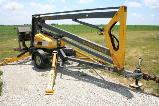 Bil JAX XLB 4319 Towable Boom Lift