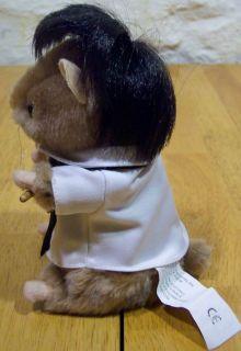 Singing Dancing Birthday Hampster Plush Stuffed Animal