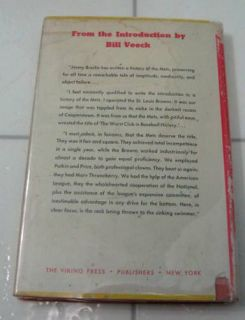 NY Mets Baseball Book CanT Anybody Here Play This Game Signed 1st