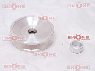 Billet Aluminum Alternator Water Pump Pulleys Starion