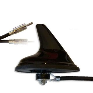 Mercedes Vito Am FM Genuine Black Shark Fin Aerial Antenna Mast