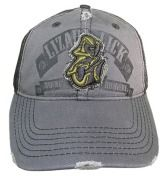 this is the lizard lick towing recovery black grey hat