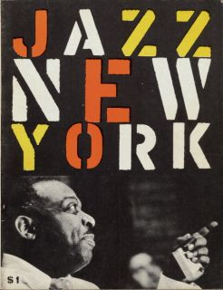 billie holiday 1956 new york jazz festival program