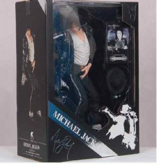 New 12 Michael Jackson MJ 1 6 Figure Billie Jean Doll