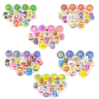 Blip Toys Squinkies Series 1 To 6 Bubble Packs 6 Packs Of 16 Each