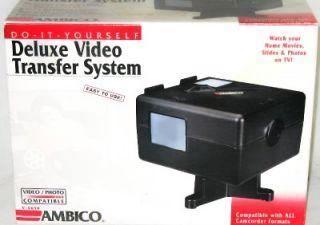 AMBICO FILM & MEDIA TRANSFER SYSTEM Deluxe V 0650