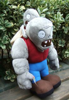 New Plants Vs Zombies Halloween Gargantuar zombie 20 Plush toy