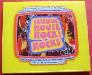 schoolhouse rocks blind melon ween moby biz markie+