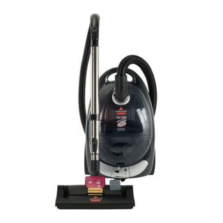 Bissell 66T6 Pet Hair Eraser Cyclonic Bagless Canister Vacuum 66T6