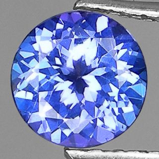 AAA 1 04 cts Sparkling Natural D Blue Earth Mined Tanzanite