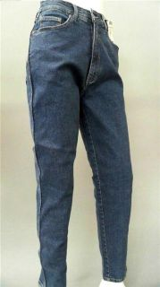 Bill Blass Jeans Ladies Womens 12 Stretch Stone Wash Slim Fit Skinny