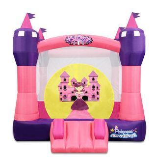 Blast Zone Princess Dreamland Inflatable Bouncer